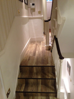 hall stairs and landings Amtico 05