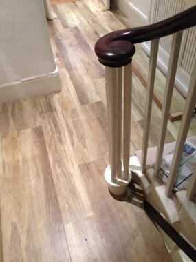 hall stairs and landings Amtico 10
