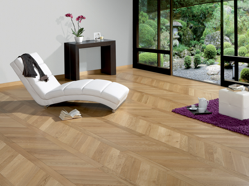 Hardwood Flooring - Panaget - Specifiques