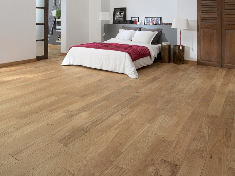 Hardwood Flooring - Panaget - Massif