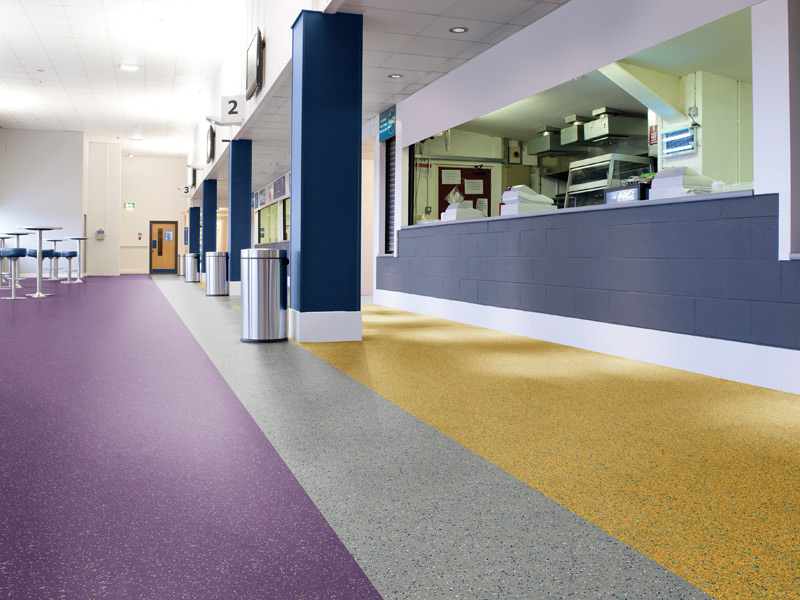 Polyflor - Polysafe Astral PUR