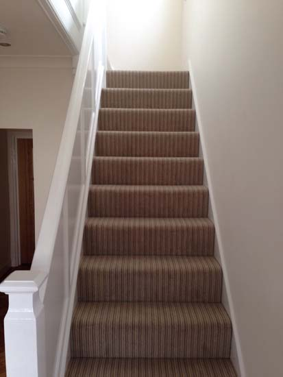 portfolio carpet stairs stripey grey carpet 01