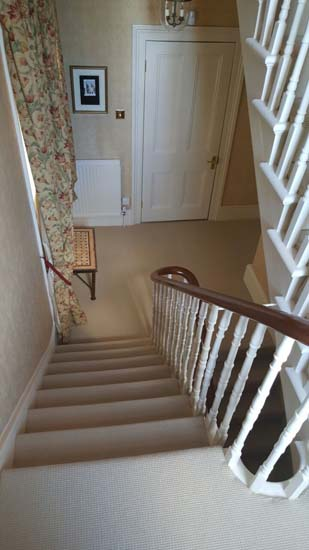 portfolio carpets beige stair carpet 06
