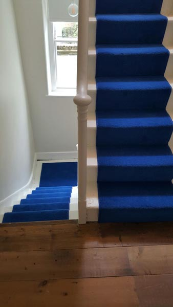portfolio carpets blue stair runner 04