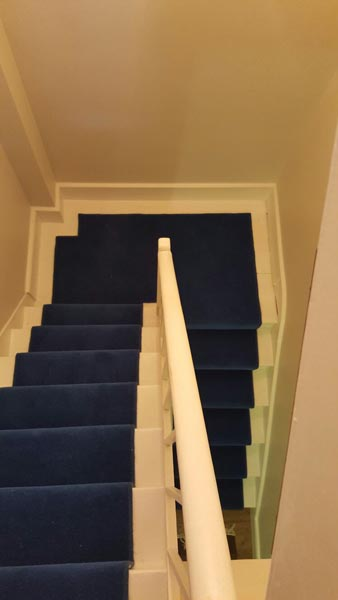 portfolio carpets blue stair runner 06