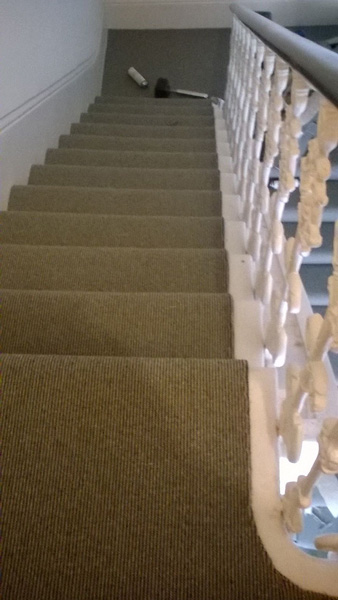 portfolio carpets grey stair carpet 03