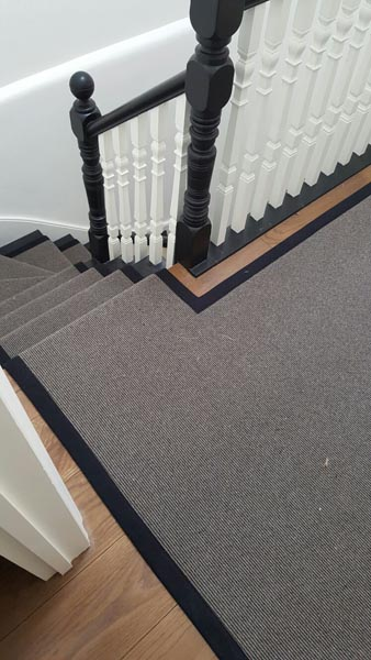 portfolio carpets grey stairs black border 08