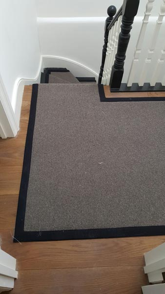 portfolio carpets grey stairs black border 09