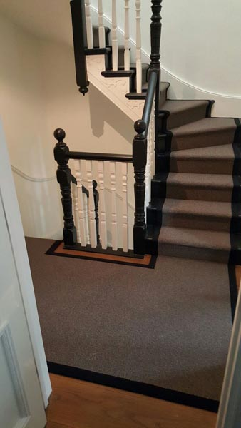 portfolio carpets grey stairs black border 13