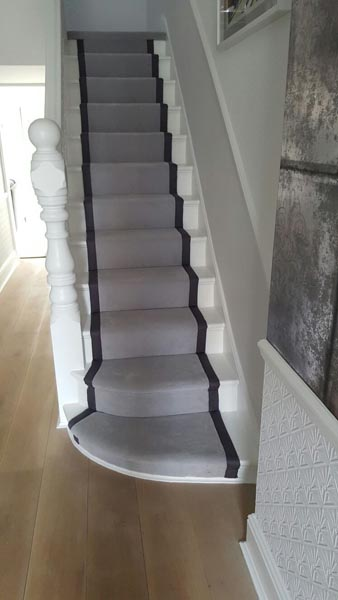 portfolio carpets grey stairs black border 24
