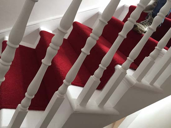 portfolio carpets red carpet stair runner 01
