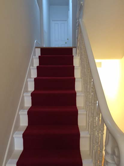 portfolio carpets red carpet stair runner 04