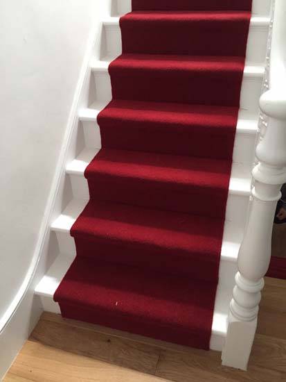 portfolio carpets red carpet stair runner 12