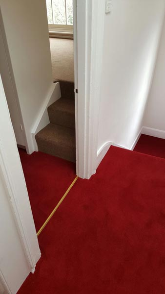 portfolio carpets red stair carpet 04