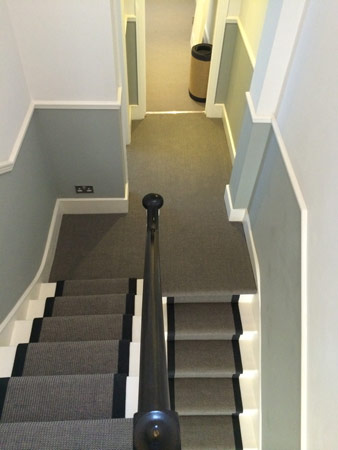 portfolio carpets stairs as runners black binding 01