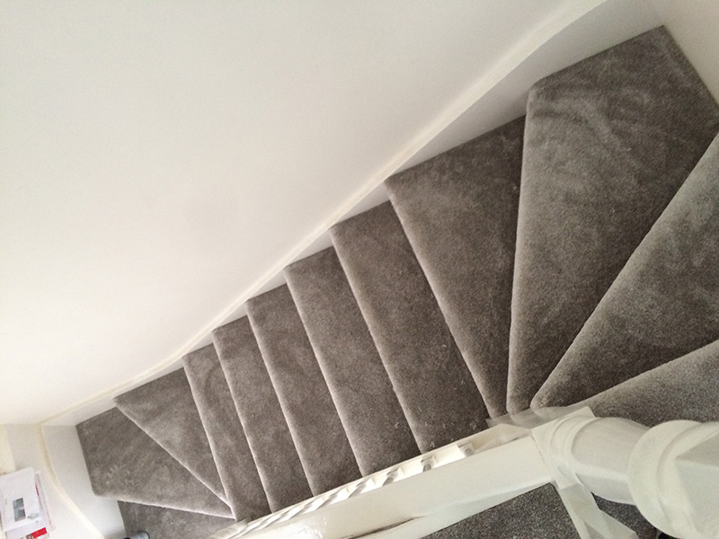 Stairs the flooring group for Luxury stair carpet