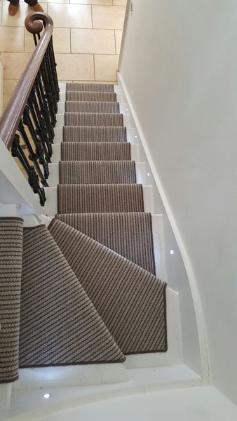 portfolio carpets stairs striped carpet 02