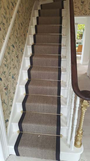 portfolio carpets stairs with black border 02