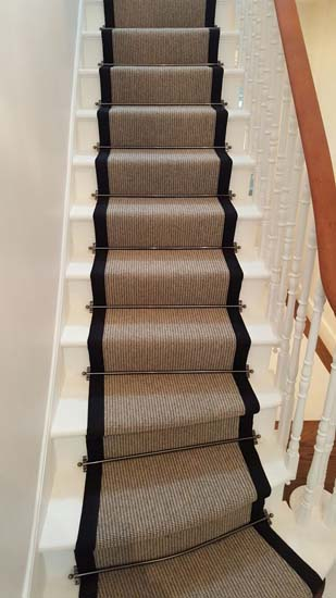 portfolio carpets stairs with black border 03
