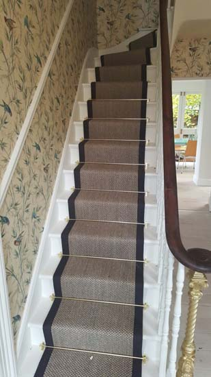 portfolio carpets stairs with black border 04