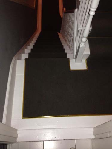 portfolio carpets stairs with brass stairrods 04