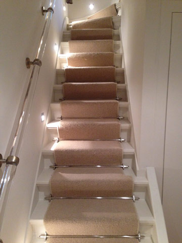 portfolio carpets stairs with runner rods 01