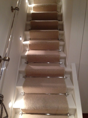 portfolio carpets stairs with runner rods 02