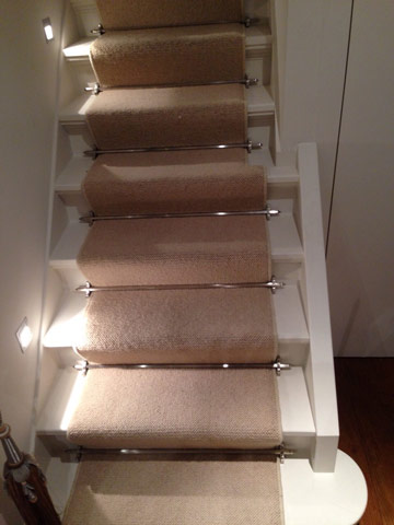 portfolio carpets stairs with runner rods 03