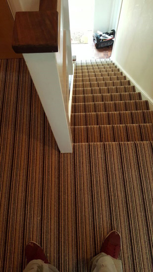 portfolio carpets stripey stair carpet 01