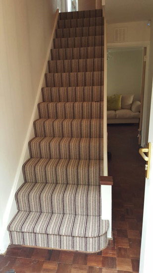 portfolio carpets stripey stair carpet 02