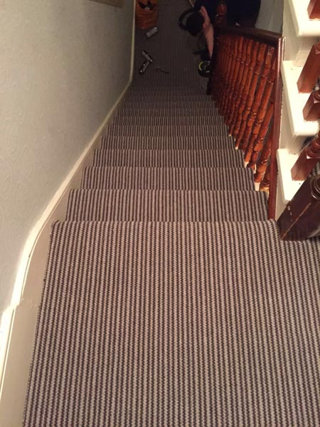 portfolio carpets stripped stair installation 01