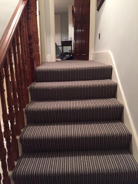 portfolio carpets stripped stair installation 05