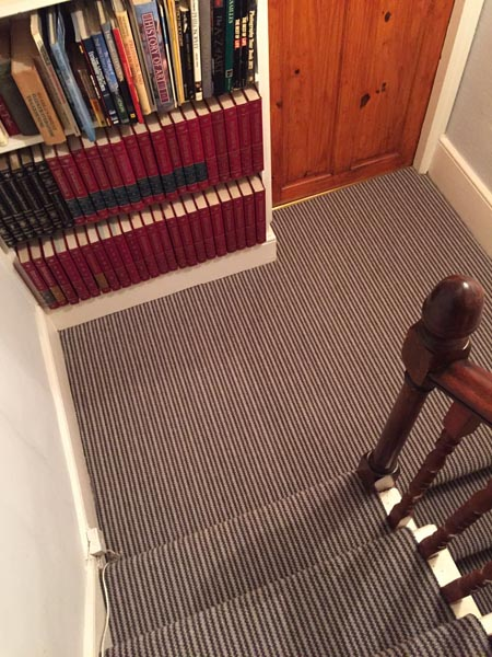 portfolio carpets stripped stair installation 06