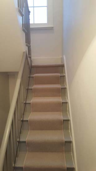 portfolio carpets - white stair runner 03