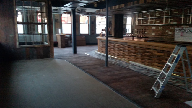 portfolio commercial brewhouse and kitchen wood floor 01
