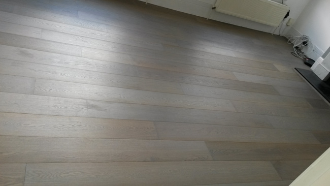 portfolio hardwod floors living areas grey wood install 01