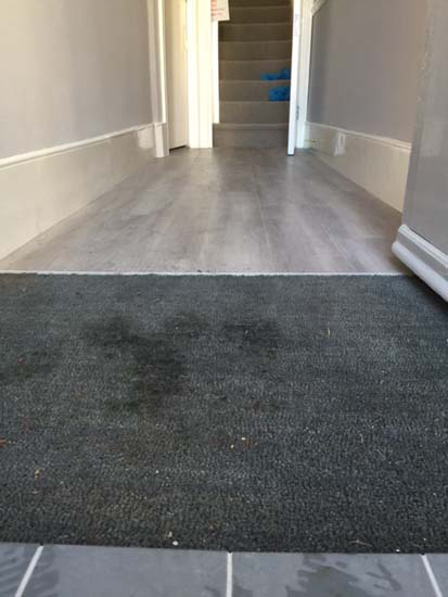 portfolio smooth floors grey amtico flat and stairs 04