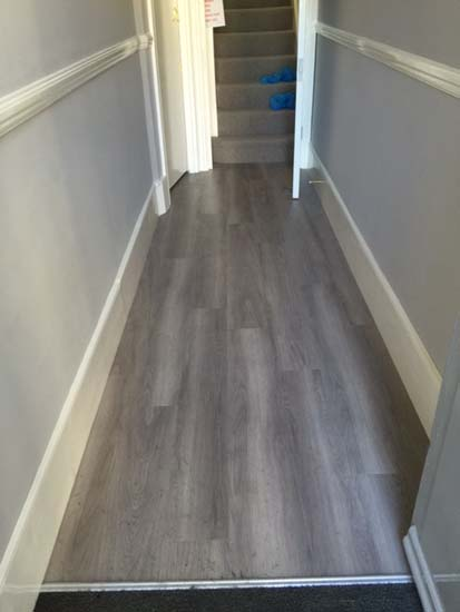 portfolio smooth floors grey amtico flat and stairs 05