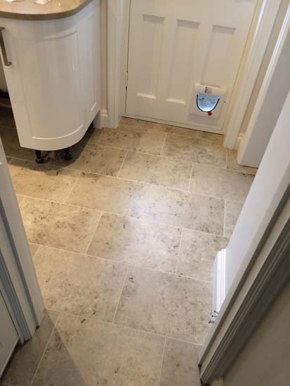 portfolio smooth floors mottled amtico tiles installation 01