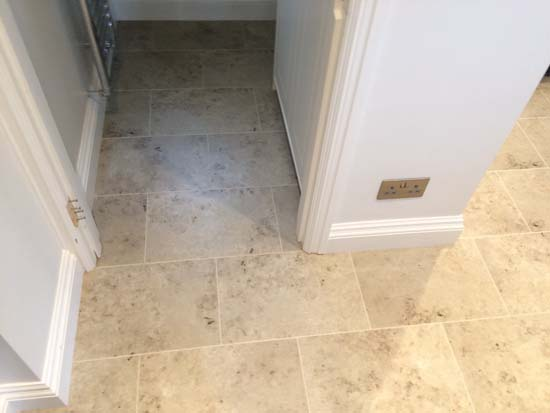 portfolio smooth floors mottled amtico tiles installation 02
