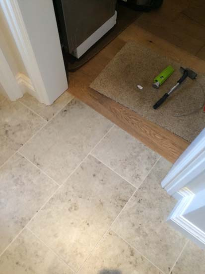 portfolio smooth floors mottled amtico tiles installation 03