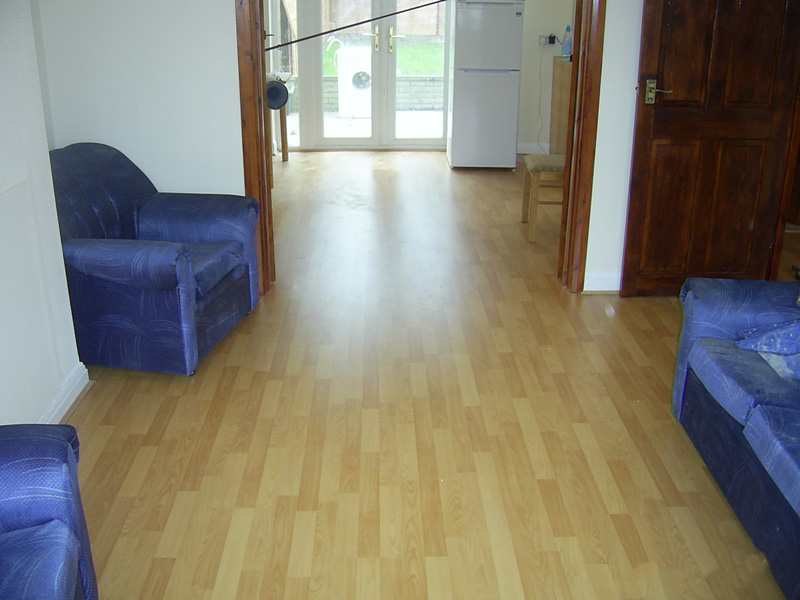 Dining Room, Quick Step Beech