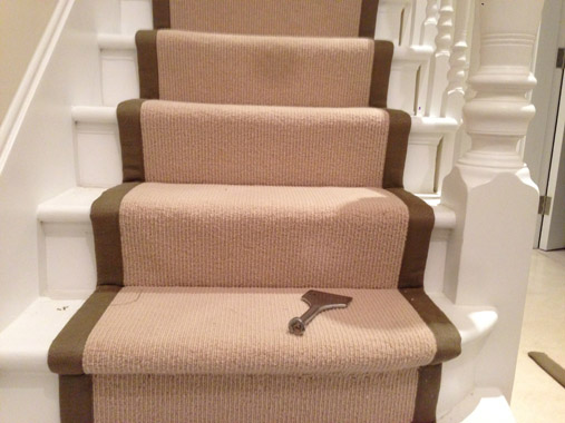 stairs and landings border carpet 01