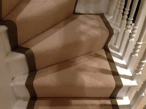 stairs and landings border carpet 03
