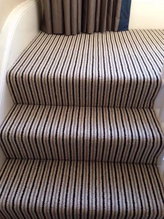 stripe usual way stair carpet -06