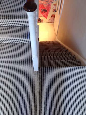 stripe usual way stair carpet 08