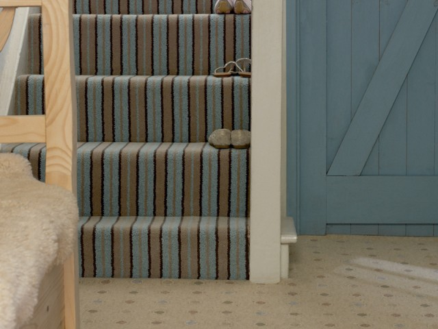 Brintons - Stripes Collection Pure Living