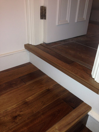 wooden stairs 4