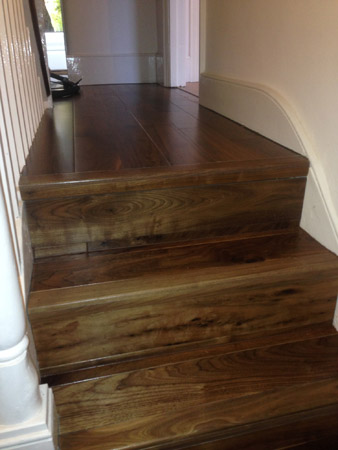 wooden stairs 5