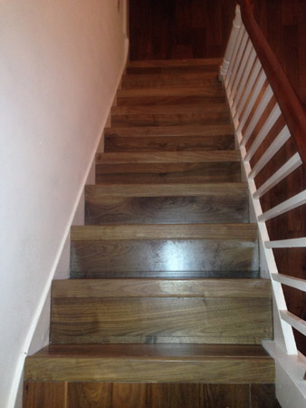 wooden stairs 6